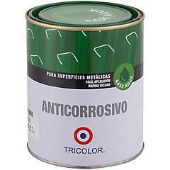 Anticorrosivo base agua gris verdoso 1/4 gl