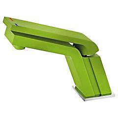 Monomando para lavamanos Icon verde
