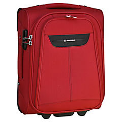 Maleta Trolley Wellington plus 35 lt rojo