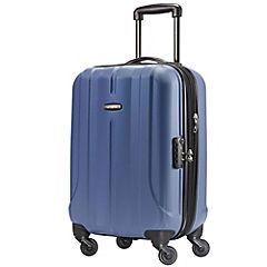 Maleta Spinner Fiero 43 lt azul