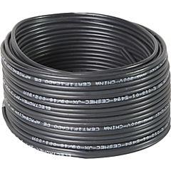 Cordón 10 m Negro