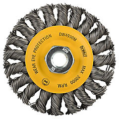Grata rueda plana 4
