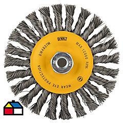 Grata rueda plana 6