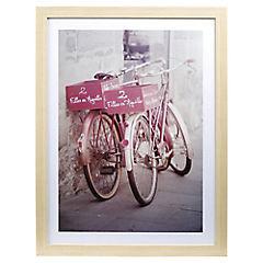 Cuadro bici dos 50x66 cm