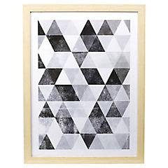 Cuadro triangulares 50x66 cm