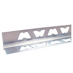 Cubrejunta aluminio 8x16x2000 mm