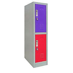 Lockers de oficina OLMN1-02 candado