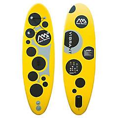 Tabla stand up paddle plástico azul