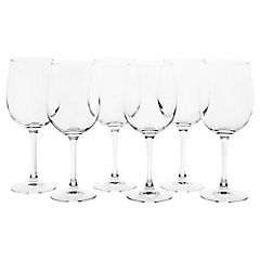 Set 6 copa vino 470ml f.touch