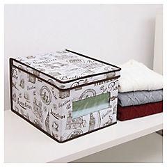 Caja organizadora con ventilación 30x40x25 cm