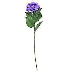 Hortensia morada 110 cm