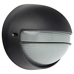 Tortuga ovalada negra E27