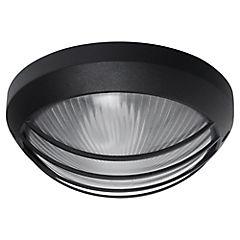 Tortuga circular negra E27
