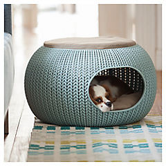 Cama iglú cozy pet home
