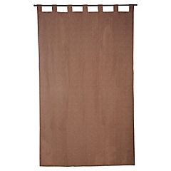 Cortina Black Out Buona 140x230 cm tabaco