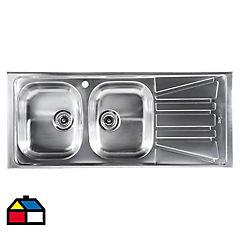 Lavaplatos Basic 120/50 sp derecho