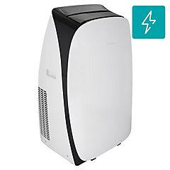 Aire acondicionado portátil 9000 BTU blanco