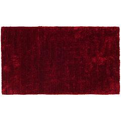 Alfombra 3D Forest rojo 120x170 cm