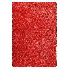 Alfombra Stellar rojo 160x230 cm