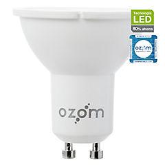 Ampolleta LED par16 GU10 luz fría