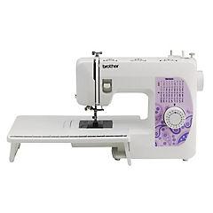 Máquina de coser blanco