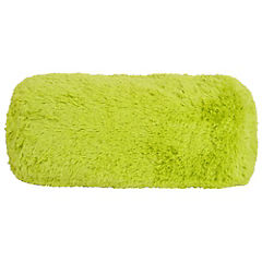 Cojín tubular verde 40 cm