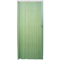 Puerta de closet bamboo de 90x200 cm Acquamarine