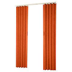 Puerta de closet bamboo de 90x200 cm Tangerine