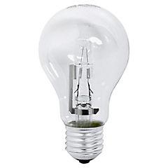 Ampolleta Eco halógena CLAS 52w  luz cálida E27