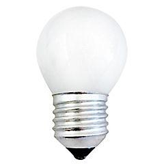 Ampolleta Eco bola OPAL 28w  luz cálida E27