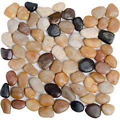 Malla piedra colores 30x30