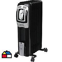 Calefactor oleo negro