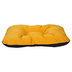 Cojín para mascota Seúl 40x55 cm amarillo