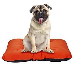 Cojín para mascota Seúl 40x55 cm naranjo