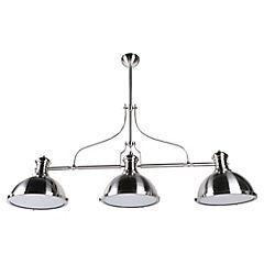 Lámpara de colgar Industrial 3 luces E27