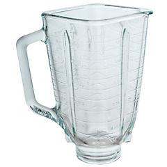 Vaso para licuadora vidrio 1,25 litros