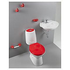 Asiento + accesorios happy rojo