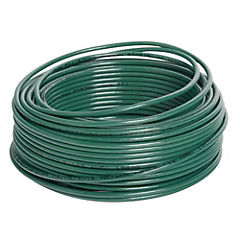 Cable eléctrico 12 AWG 0,6 kW 25 m Verde