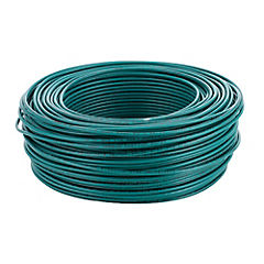 Cable eléctrico 12 AWG 0,6 kW 100 m Verde