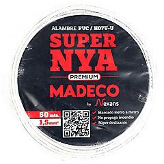 Premium NYA H07v-u 1,5 blanco 50m