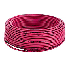 Premium NYA H07v-u 1,5 rojo 25m