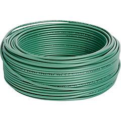 Premium NYA H07v-u 1,5 verde r5m