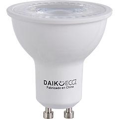 Ampolleta LED 3,5W-35W GU10 luz cálida