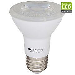 Ampolleta LED E-27 5,2 W Cálida