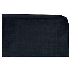 Funda larga 49x46 cm negro