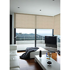 Cortina enrollable Screen beige 120x250 cm