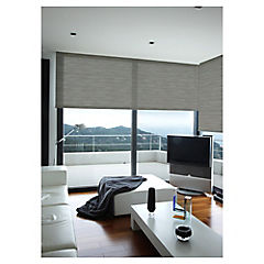 Cortina enrollable Screen gris 180x250 cm