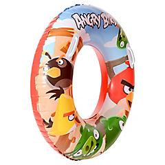 Flotador inflable redondo Angry Birds 91 cm