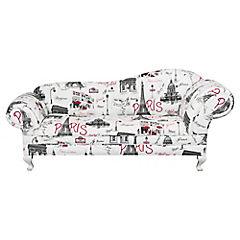 Sofá Chaise lounge 180x75x80 cm