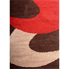 Alfombra Studio Rojo Sto 133X180